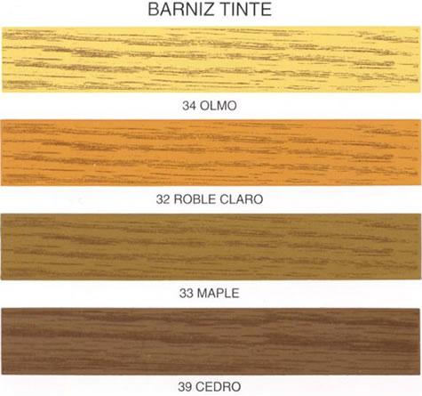 Tipos de barnices para madera pintomicasa la madera - Barniz para madera interior ...