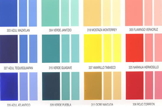 Pin catalogo de pinturas comex pelautscom on pinterest for Catalogo pinturas bruguer